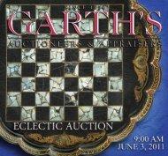 Garth's JUNE2011_brochure_Layout 1 - Garth's Auctions, Inc.