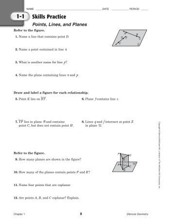 Printables Glencoe Geometry Worksheet Answers angles of polygons worksheet glencoe geometry answers intrepidpath skills practice workbook to the teacher t
