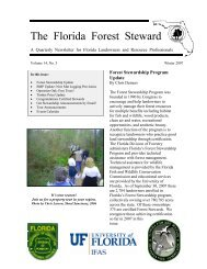 Timber Tax Tips for 2003 - School of Forest Resources ...