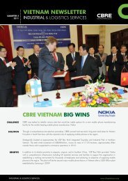 News Letter_Industrial_Lowres - CBRE