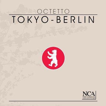 TOKYO-BERLIN - nca - new classical adventure