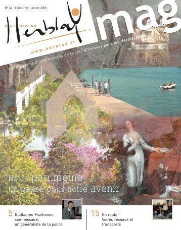HM n°34 - Janvier 2008 - Herblay