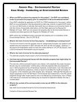 Case Study - Conducting an Environmental Review - OneCPD - Page 2
