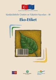 Eko-Etiket - REC Türkiye