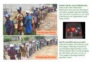 per Klick zum Bericht mit 4 Folien - Togo-Kinder Zukunftschance eV