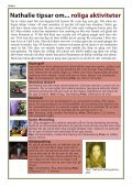 VAD HÄNDE M ED SAL 28? SE SIDA 10 - Hagagymnasiet - Page 6