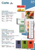 Carte | Cartoni | Telai | Tele | Olii | Acrilici | Ausiliari ... - L'Elio Grafica - Page 5