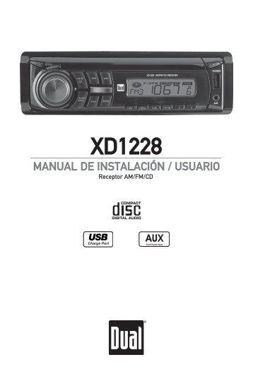 XD1228 - Dual Electronics