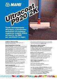 ULTRACOAT P920 2K - Crocispa.it
