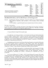 Dgr 2013 08 06 N1443 - Pdconsiglioveneto.org