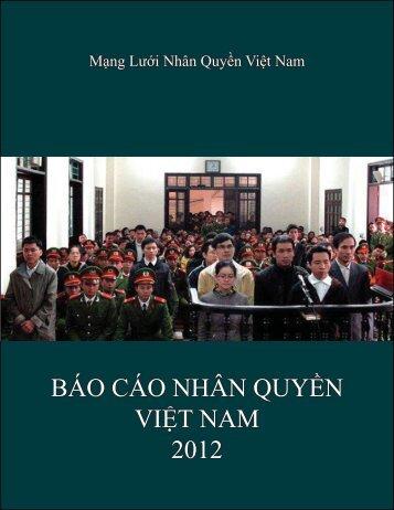 Việt - Vietnam Human Rights Network