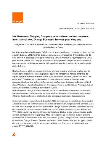 Télécharger le fichier PDF - Orange