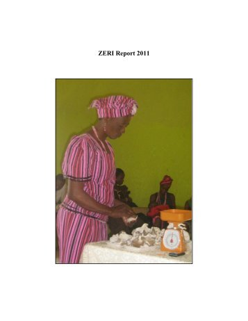 Annual Report 2011 - University of Namibia