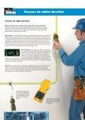 Traceurs de câbles SureTest® - Technicome - Page 2