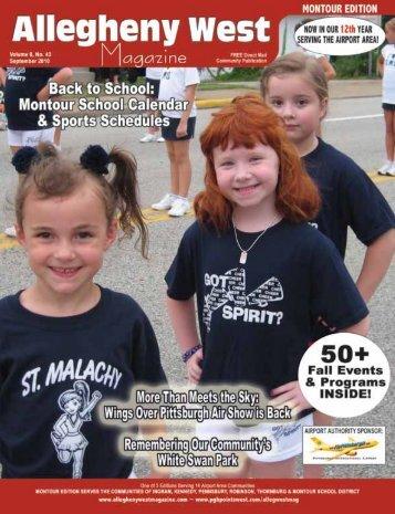 September 2010 - Allegheny West Magazine