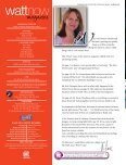 The issue - Watt Now Magazine - Page 4