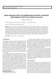 Astronomy & Astrophysics manuscript no. aah4494