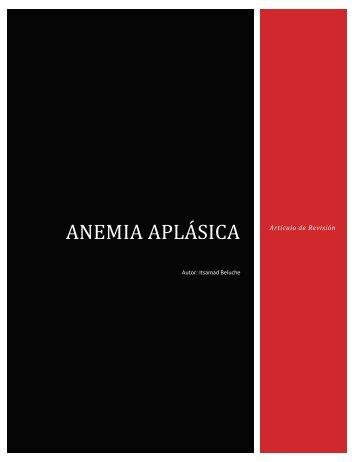 Anemia Aplásica - Telmeds.org