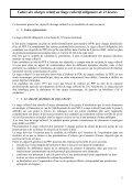 Dossier d'appel à propositions et cahier des charges - 0,14 Mb - Page 2