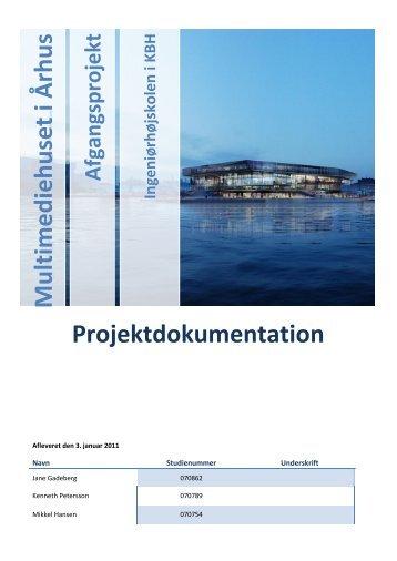 Projektdokumentation (pdf) - Urban Mediaspace Aarhus