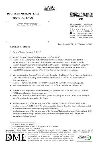 Briefkopf deutsch mit Adressfeld, Datum und DateiInfo - Deutsche ...
