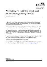 consultation document - Social Welfare Portal