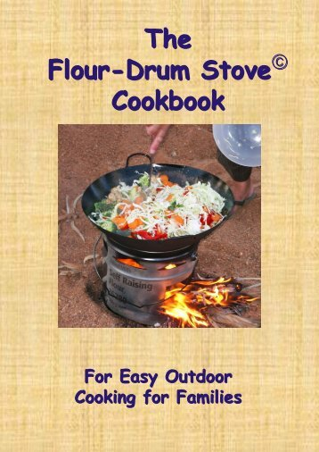 The Flour-Drum Stove Cookbook - NT Health Digital Library