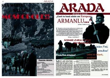 Arada nr 8/2010 - TV-Radio Makedonia