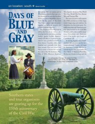 South Civil War.pdf - Leisure Group Travel