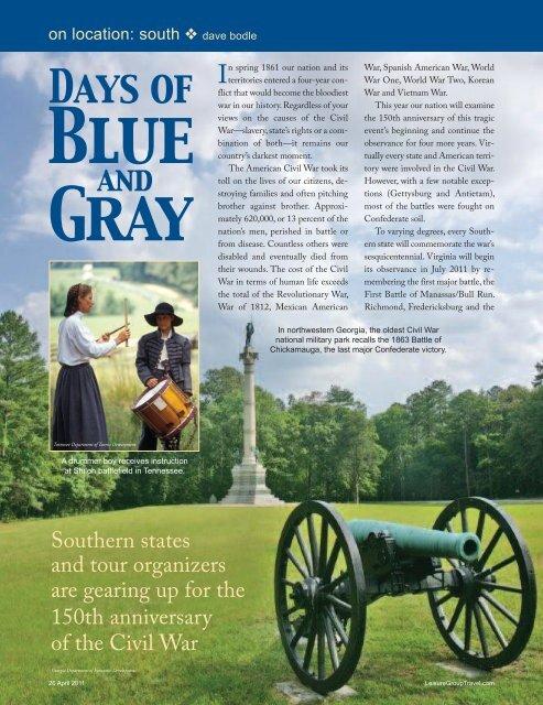 South Civil War.pdf - Leisure Group Travel