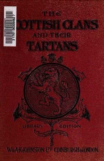 MacGregor Tartan - Adkins-Horton Genealogy