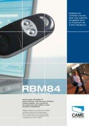 Rbm 84 - Came