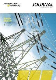 3. Ausgabe 2009 - Winterhalter + Fenner AG