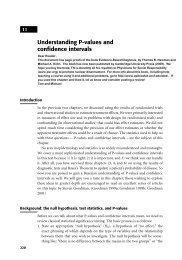 Understanding P-values and confidence intervals - SF Coordinating ...