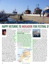 mogador for festival d'essaouira gnaoua et musiques - air highways ...