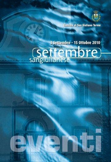 Settembre Sangiulianese - Poiein