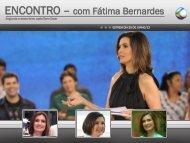 ENCONTRO – com Fátima Bernardes