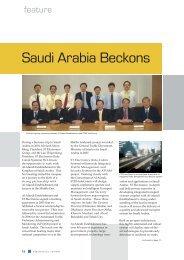 Saudi Arabia Beckons - ST Electronics