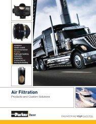 Air Filtration - Bolland Machine
