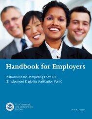 Handbook for Employers - Saipan Chamber of Commerce