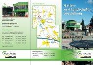 Broschüre zur Garten - AGRAVIS Technik Heide-Altmark GmbH