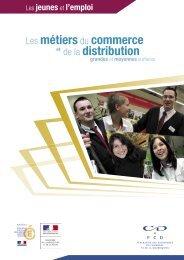 Les métiersdu commerce de la distribution - Informetiers