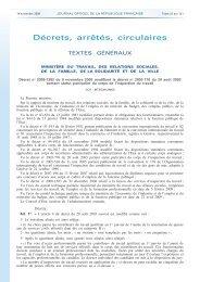 Inspection du travail - UNSA-Itefa