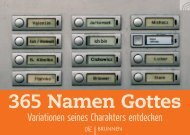 365 Namen Gottes - Willow Shop