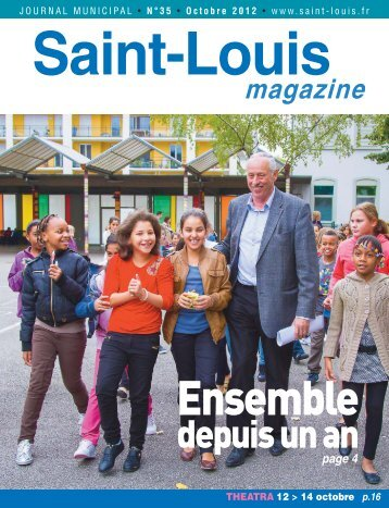 Saint-Louis magazine n° 35 en pdf