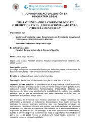 Tratamiento Ambulatorio Forzoso en Jurisdicción Civil - Asociación ...