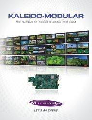Kaleido-modular - Rexfilm