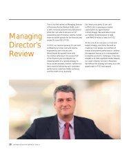 Managing Director's Review - Gab