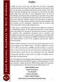 Small Business Guide - Welcome to Alabama A&M University - Page 3