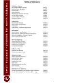 Small Business Guide - Welcome to Alabama A&M University - Page 4